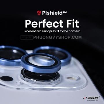 "Vòng nhôm camera iPhone 13 ProMax / iPhone 13 Pro 6.1"" Zeelot Plshield"